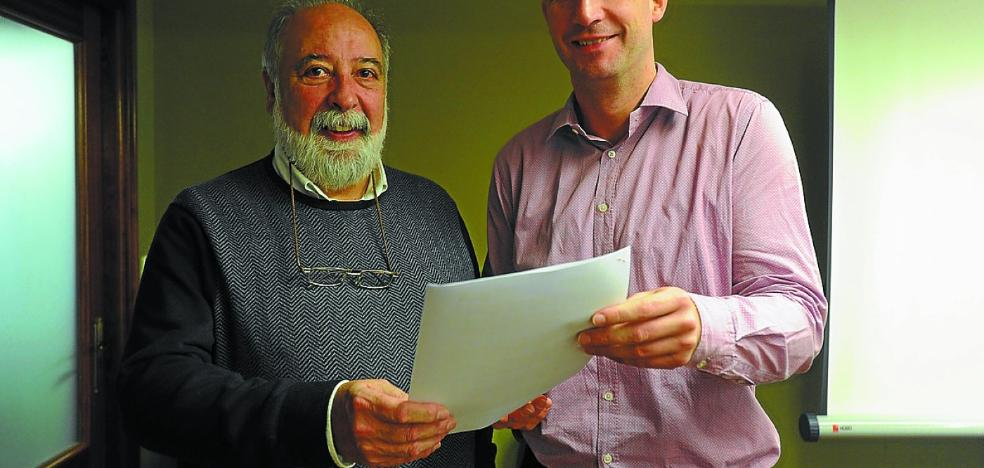 La instalación del contenedor gris comienza en Eibar a finales de mes