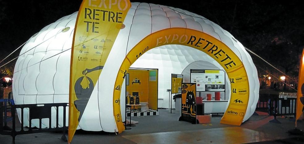 'Expo retrete', una llamada de atención a los ciudadanos