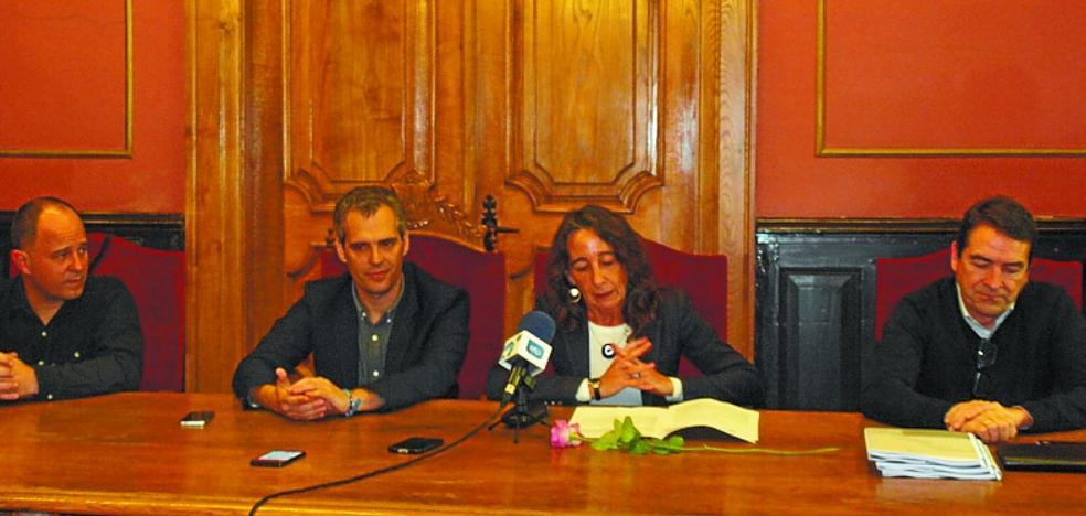 Las obras del bidegorri de Urrestilla arrancarán en 2018