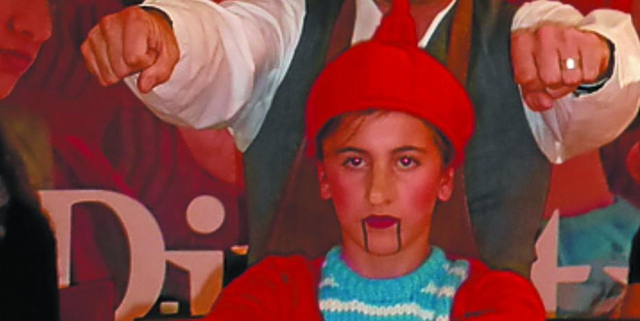 Un musical 'estilo Broadway', en Areria