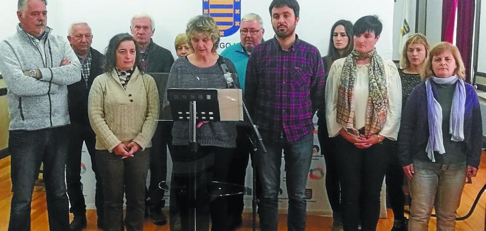 Ayuntamiento y Elkarbizi piden que no se olvide el dolor de las víctimas