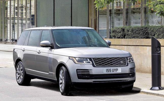 Range Rover, la joya de la corona