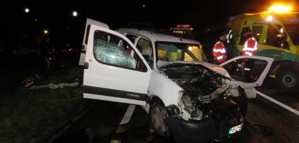 Una persona resulta herida grave en un accidente en Aretxabaleta