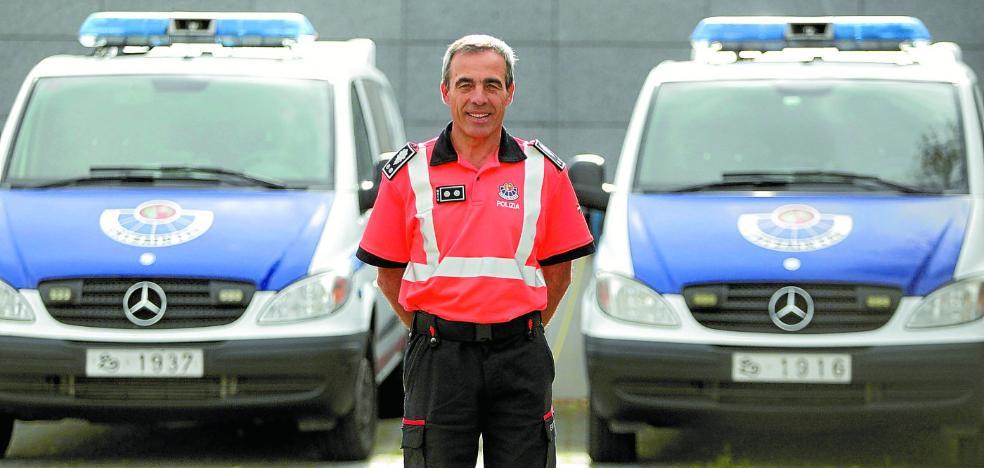 Santiago Núñez: «Nunca me ha cazado un radar; sufro con la velocidad»
