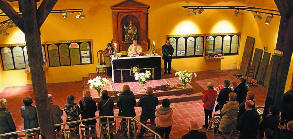 Kanpai hotsa nagusi San Martin egunean