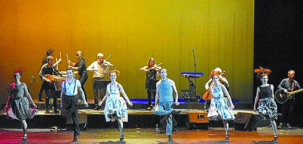 Alos Quartet y Aukeran en Santa Ana en la segunda cita de las Jornadas Musicales