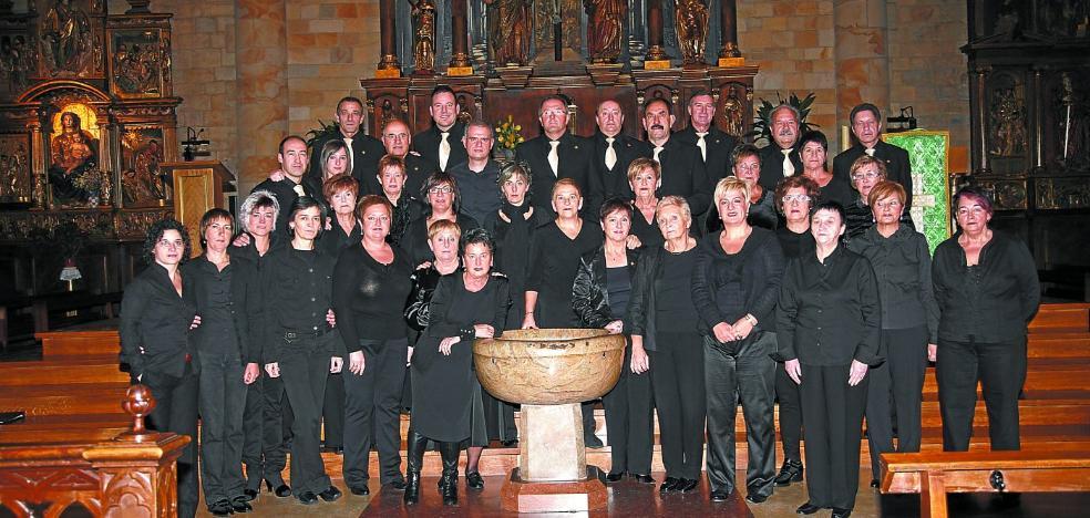 Goiargi Abesbatza cierra hoy el Ciclo de la Música de Otoño en San Martin