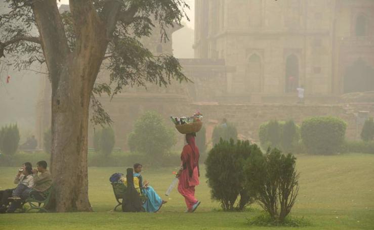 Reapertura de las escuelas en Nueva Delhi