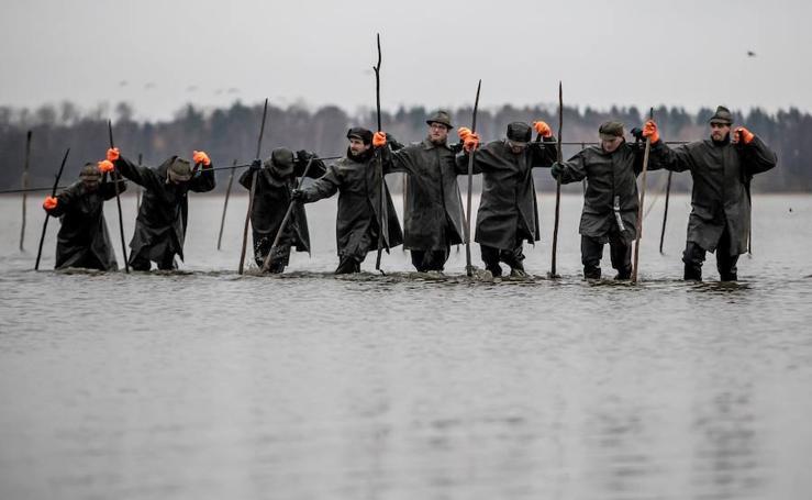 Vuelve la tradicional pesca de arrastre a la República Checa