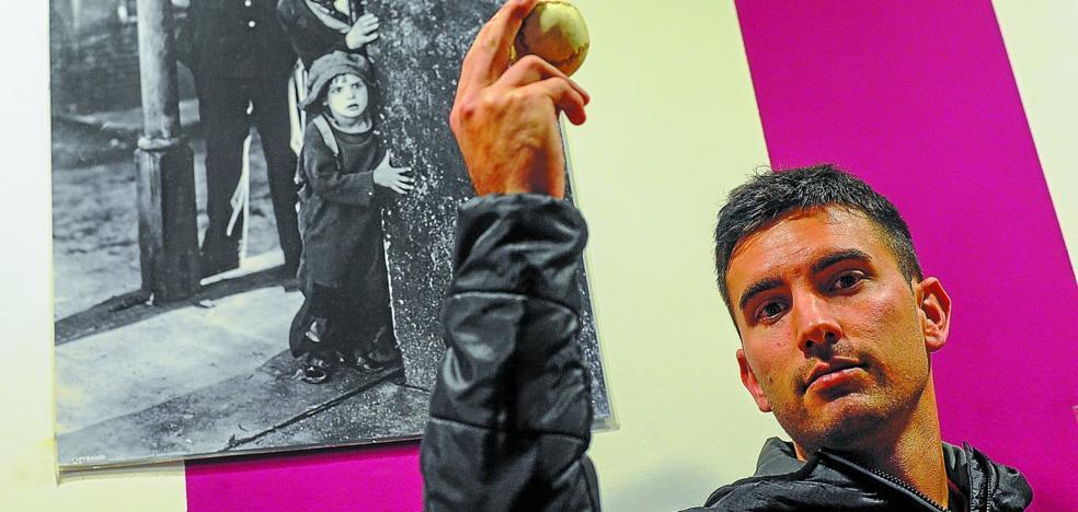 Mikel Urrutikoetxea (Finalista): «No me considero favorito, cualquiera puede ganarme»