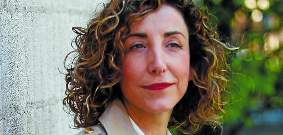 Lorena Díez Elorza: «Visitar el Memorial debería ser una asignatura obligatoria. Yo iré con mi hija»