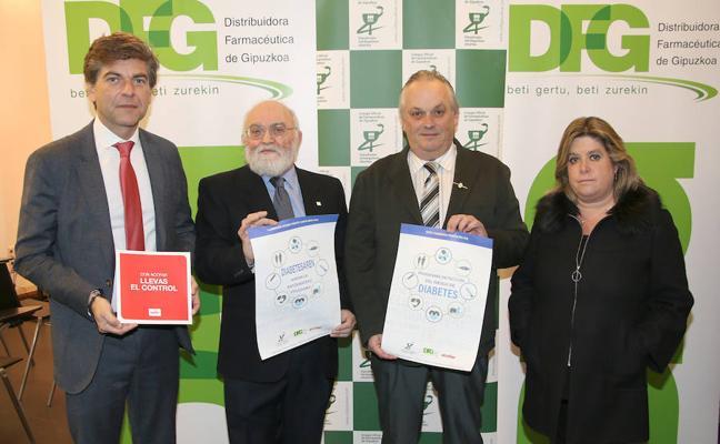 Farmacias de Gipuzkoa detectan más de 1.500 ciudadanos en riesgo de diabetes tipo 2 en diez años
