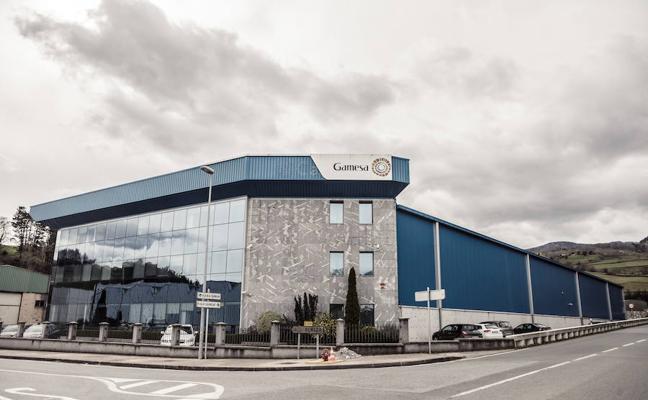 Asteasu queda fuera del plan de despidos de Siemens Gamesa