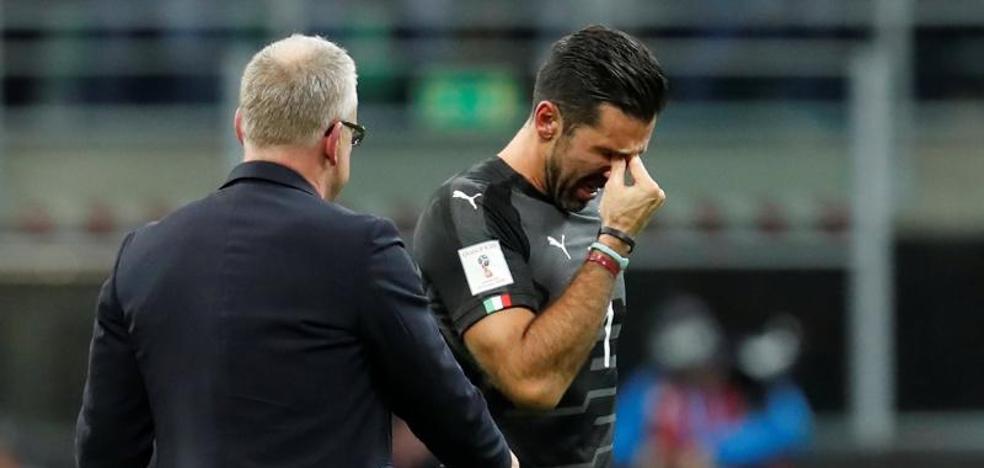 Suecia escribe el drama de Italia
