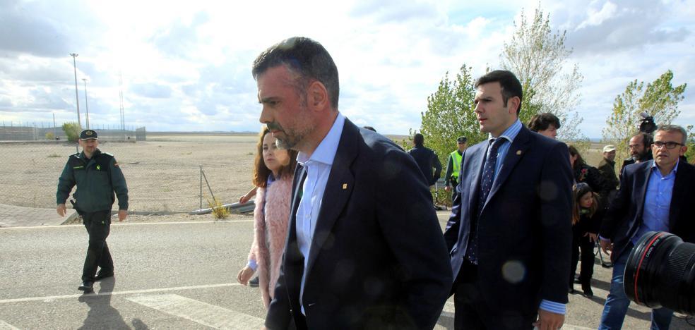 Santi Vila: «Nadie en Cataluña se podrá sentir orgulloso de esta última legislatura»