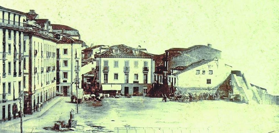 La plaza que forjó la historia de Donostia