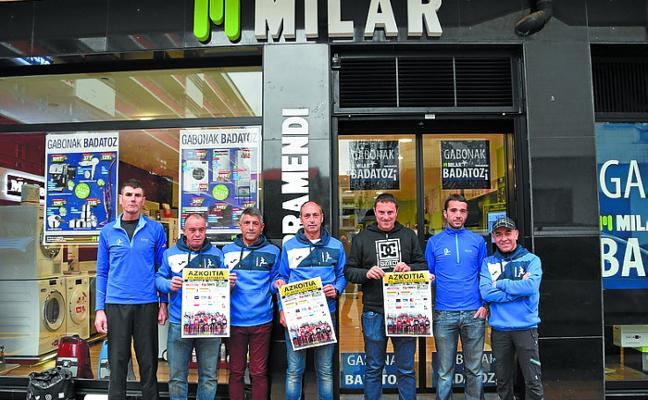 Raka Maratón Kirol Taldea presentó la edición número 13 de la carrera popular