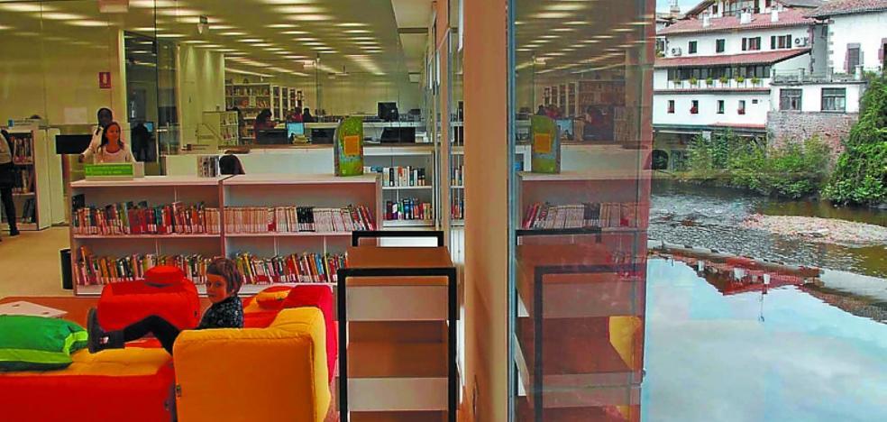 En marcha el servicio de préstamo interbibliotecario en Navarra