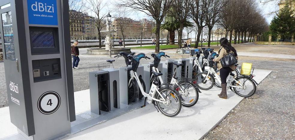 Alarma en Donostia por el repunte de robos de bicicletas eléctricas