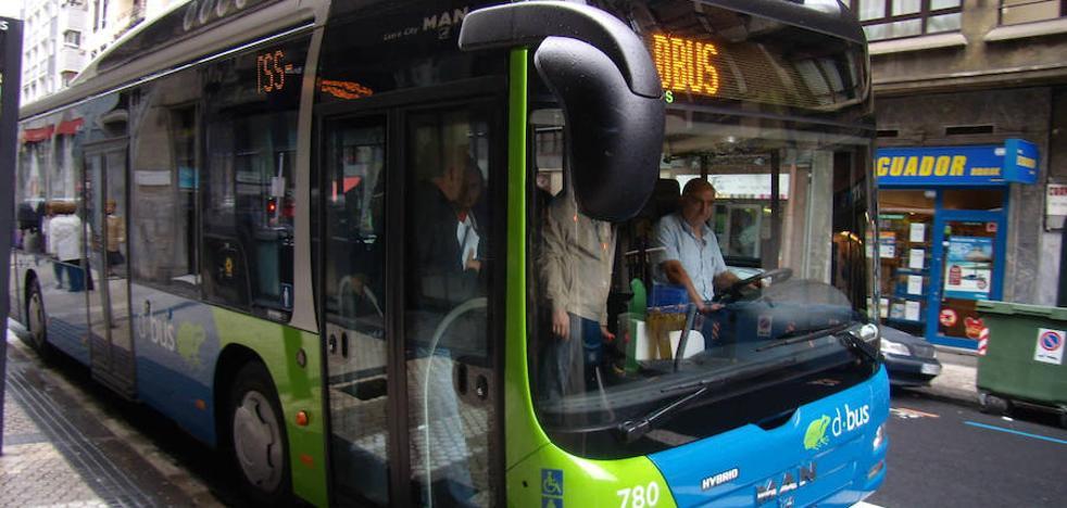 Los menores de 6 años viajarán gratis en Dbus a partir del 1 de enero