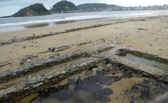 La marea negra que llegó a Gipuzkoa