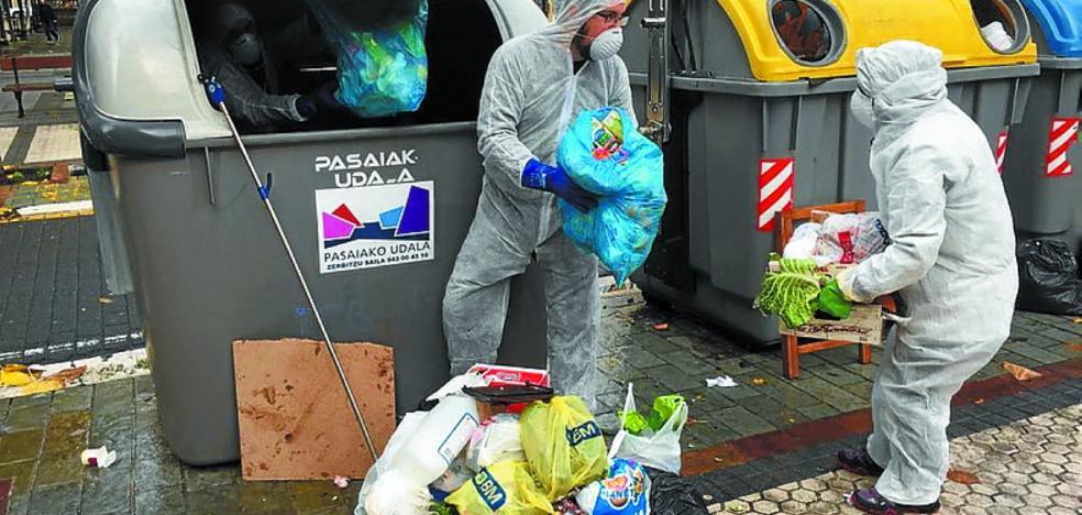 Critican el descenso registrado en la tasa de reciclaje