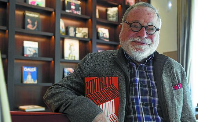 Fernando Savater: «Una persona libre nunca se pregunta qué va a pasar, sino qué vamos a hacer»