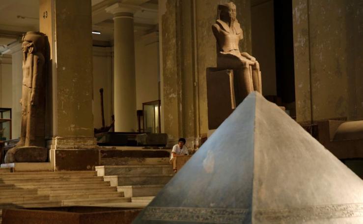 Un paseo por la historia egipcia