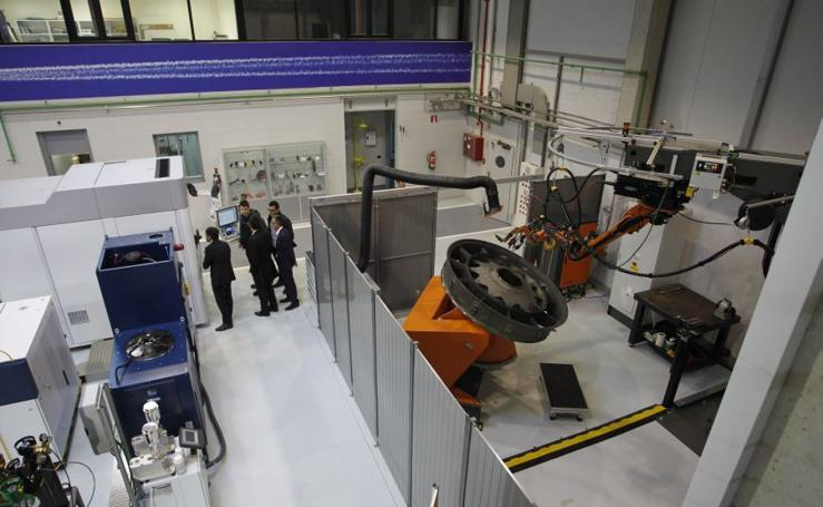 Un impulso al sector aeronáutico vasco