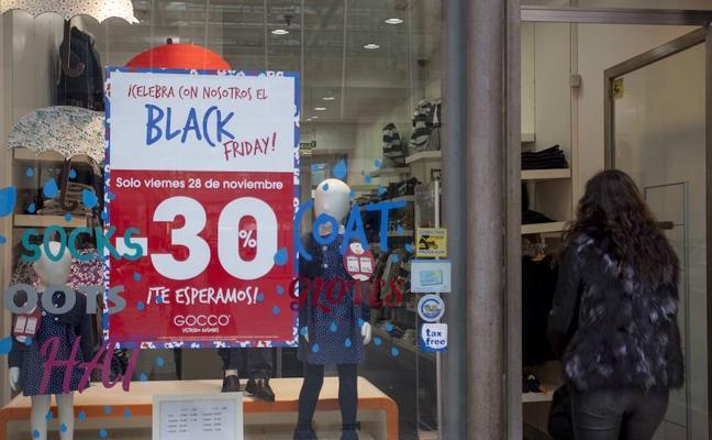 El 'Black Friday' no convence al pequeño comercio guipuzcoano