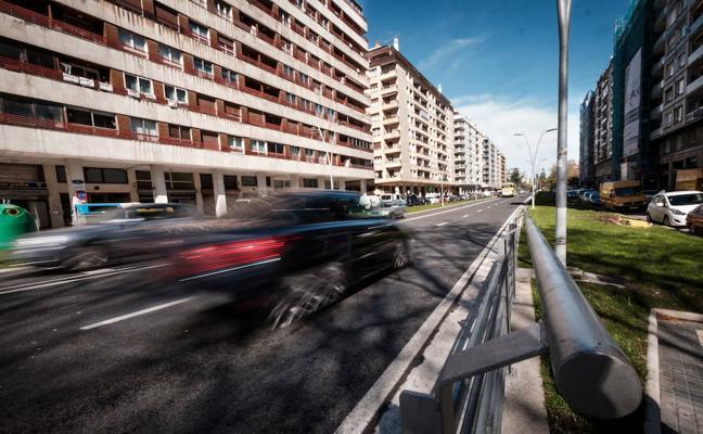 «En este momento, no se puede cerrar Carlos I como vía de acceso a Donostia»