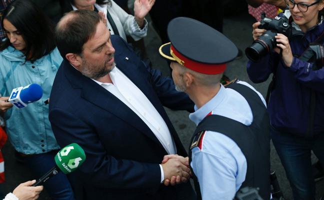 La Guardia Civil acusa a los Mossos de ayudar y proteger a investigados por el 1-O