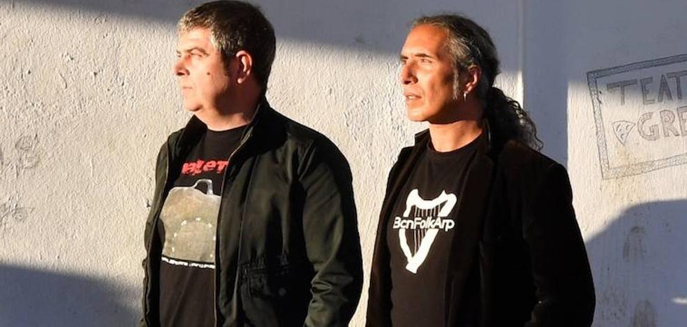 Josep Maria Ribelles: El arpista mágico de Kepa Junkera