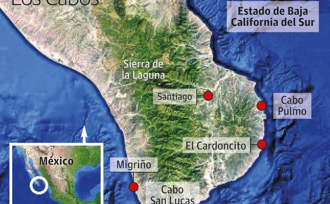 Fallece un joven de Hondarribia en un accidente de tráfico en México