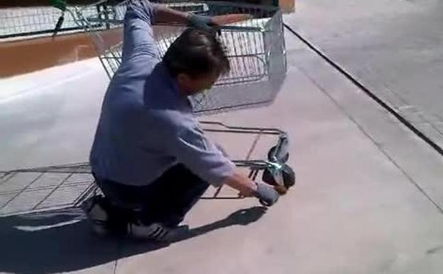 El truco de Mercadona para evitar que roben sus carritos