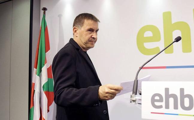 EH Bildu se ofrece a negociar con el PNV si rompe con los que «defienden el 155»