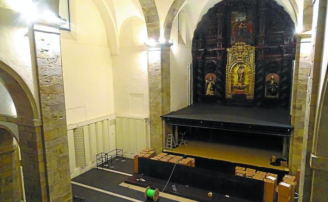 Olentzero estrenará Seminarixoa