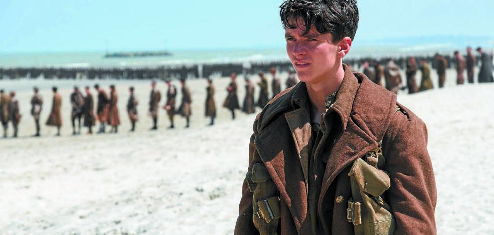 'Dunkerque' se proyecta hoy en sesión de cinefórum