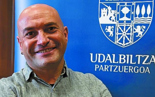 Intxauspe: «La paz y el desarme deben ayudar a que la pluralidad en Udalbiltza sea mayor»