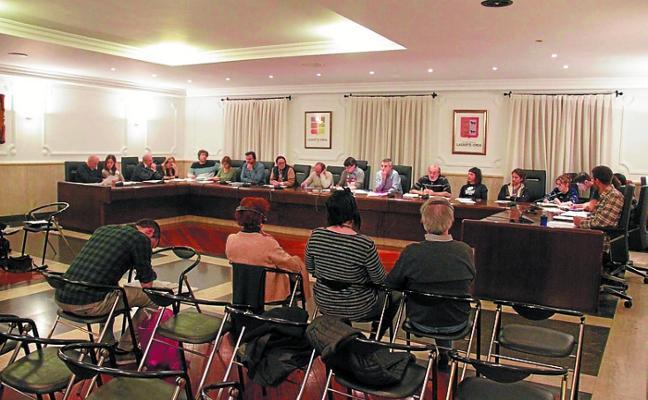 El Ayuntamiento pedirá que se garantice la conectividad de Buruntzaldea con Donostia