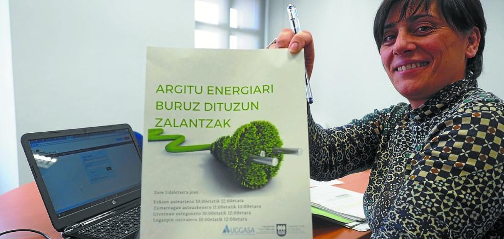 «Con acciones muy sencillas podemos reducir mucho el consumo de energía»