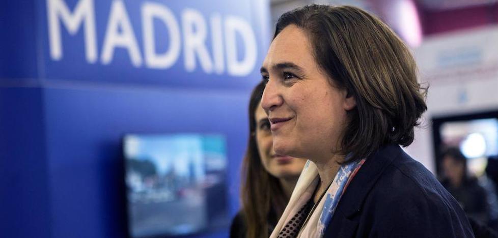 Colau cerrará la lista de los 'comuns' a las elecciones catalanas