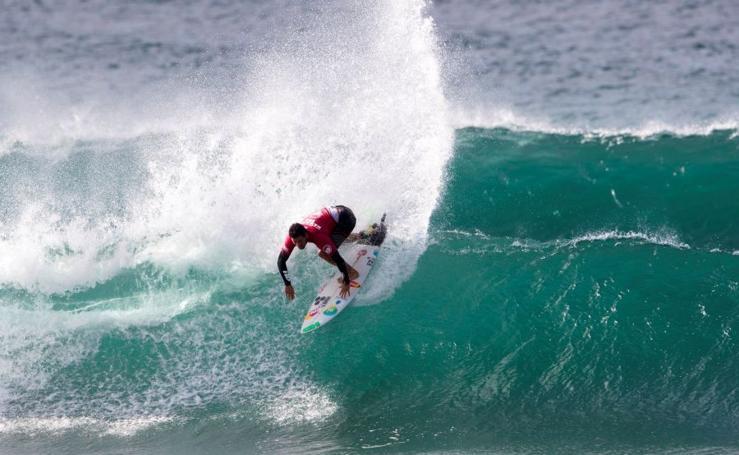 Cabalgando las olas