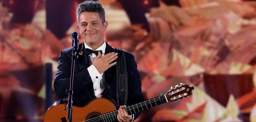 Alejandro Sanz, rey de los Grammy Latino: «Somos lo que soñamos»
