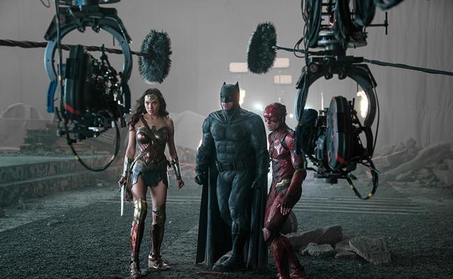 'Liga de la Justicia': cuando Warner copió a Marvel