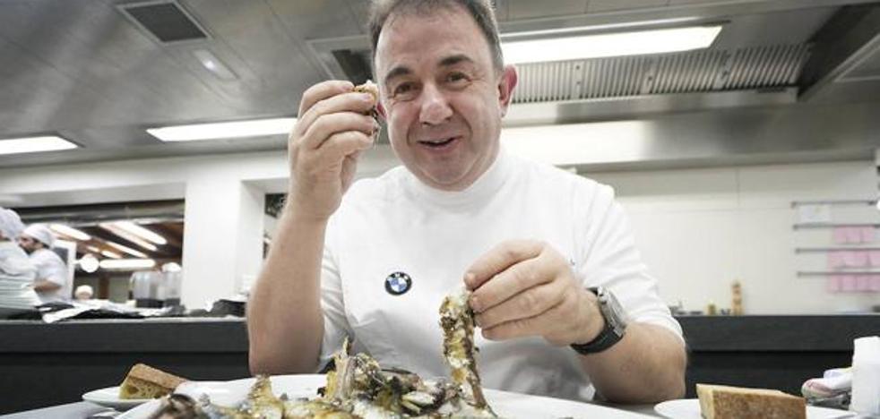 Martin Berasategi retrasa a verano de 2019 su restaurante en el Bernabéu