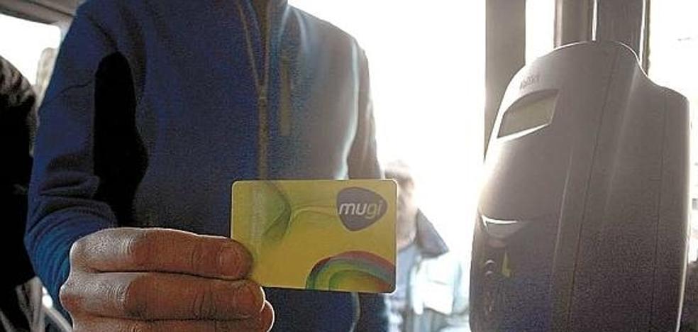 La Mugi podrá usarse en autobuses de Bayona, y viceversa, dentro de 3 o 4 años
