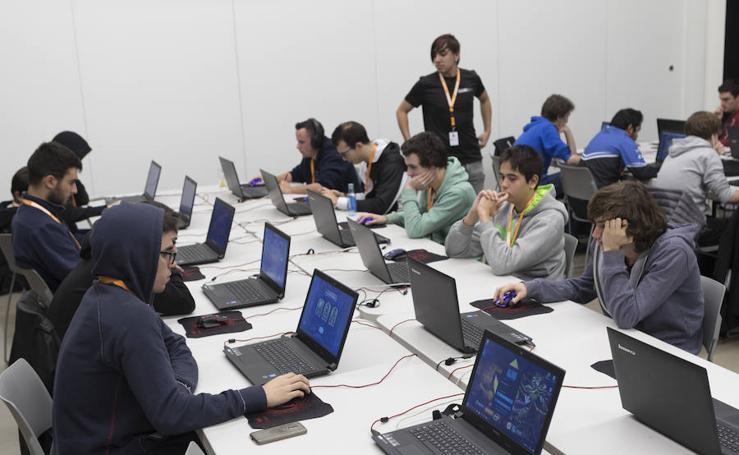 Gamegune reúne en Tabakalera a la élite mundial en videjuegos