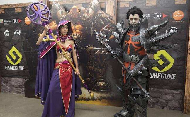 Gamegune reúne en Tabakalera a la élite mundial en videojuegos