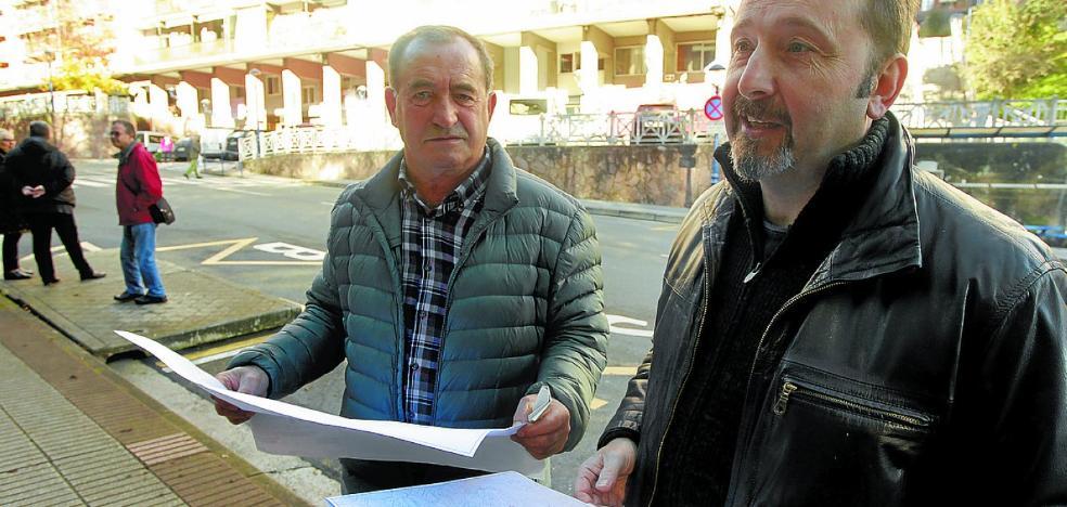 El Ayuntamiento trabaja ya en el proyecto de un ascensor en Beraun